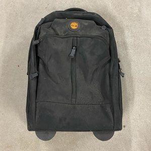 Timberland roller backpack travel bag